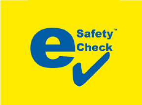 What is a pink slip or eSafety check?