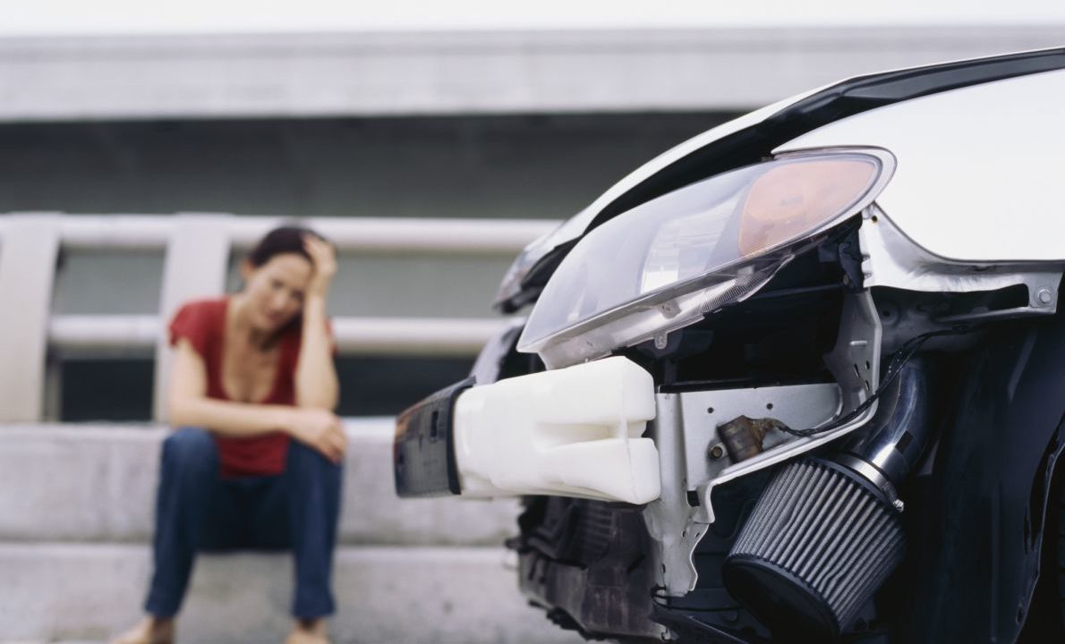 Had a car accident and not at fault?